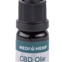 Biologische Mediwiet CBD olie